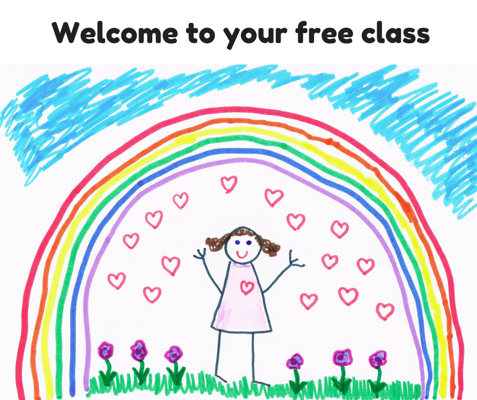 Welcome to free class